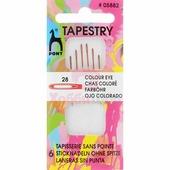 Иглы гобеленовые Tapestry №28 6шт Pony 05882