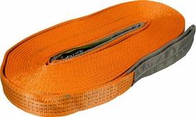 """Удлинитель лебедочного троса """"KennyМастер"""", цвет: оранжевый, 10 т, 15 м"""