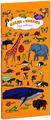 Развивающая книга CLEVER Мир животных / 9785919822394
