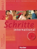 """Daniela Niebisch """"Schritte international 2 Kursbuch & Arbeitsbuch (+ Audio CD)"""""""