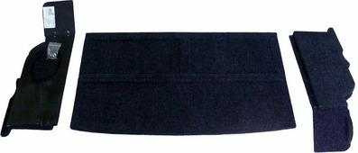 Полка в авто АвтоБлюз для ВАЗ ВАЗ 2108-09, ПЛ01258, с боковинами