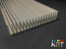 Радиаторный алюминиевый профиль 172х40мм