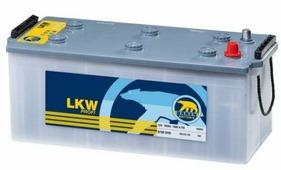 Аккумулятор для грузовых автомобилей BAREN Profi (180 A/h), 1000A L+