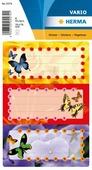 Herma Наклейки Vario Цветные Бабочки