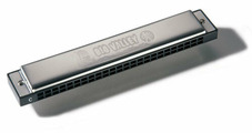 Губная гармошка Hohner Big Valley 2550/48 С (M255001)