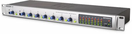 Микрофонно-инструментальный предусилитель Presonus DIGIMAX D8