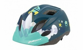 Шлем с флягой и держателем Polisport SPACESHIP (4031)