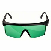 Очки для наблюдения за зеленым лазерным лучом зеленые Bosch 1608M0005J