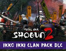 Sega Total War : Shogun 2 - Ikko Ikki Clan Pack DLC (SEGA_2570)