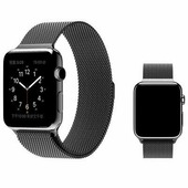 Ремешок металлический iWatch Milanese Loop Grey Apple Watch 42mm Series 1\2\3