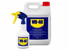 Смазочно-очистительная смесь WD-40 5 л