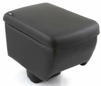 Подлокотник Restin, цвет: черный, для Nissan Juke, 2010-