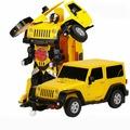 Робот-трансформер MZ Jeep Rubicon