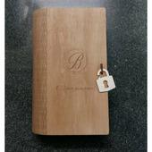 Подарочная коробка для виски «Ballantines» (0.7 л)