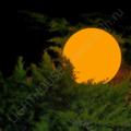 Уличный шар-светильник Moonlight 30 см 220V RGB_YM