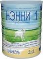 Нэнни 1 с пребиотиками молочная смесь на основе козьего молока, с рождения, 400 г