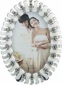 Фоторамка Lefard White Collection, 201-243, 18 х 13 х 2 см