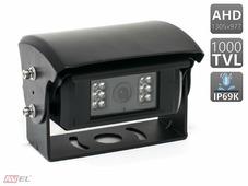Камера заднего вида AVEL AVS670CPR (AHD) - Видеокамера для грузовых автомобилей и автобусов (HD)