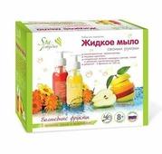 Набор для изготовления мыла Развивашки Волшебные фрукты