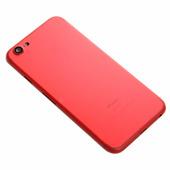 Корпус для iPhone 5S в стиле iPhone 7 красный