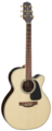 TAKAMINE G50 SERIES GN51CE-NAT электроакустическая гитара типа NEX CUTAWAY, цвет натуральный, верхняя дека массив ели, нижняя дека и обечайки Rosewood, гриф махогани, накладка на гриф Rosewood, преамп TP-4TD, фурнитура золотистые Die-Cast