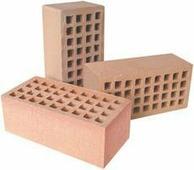 Кирпич керамический рядовой пустотелый утолщ. КРПУ-150, 250*120*88 мм, (1п=270шт),шт
