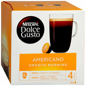 Капсулы Nescafe Dolce Gusto Americano Smooth Morning 16 шт