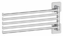 Держатель для полотенца Ellux Avantgarde AVA 019 37,2 | хром хром / 37.2