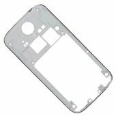средняя часть корпуса для Samsung для Galaxy S4 GT-I9500, белый AAA I9500
