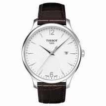 Швейцарские часы Tissot коллекция T063 Tradition