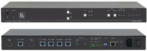 Kramer VM-214DT Усилитель-распределитель 1:4 HDBaseT; поддержка 4К