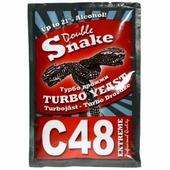 Турбо дрожжи Double Snake С48