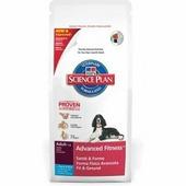 Корм в развес HILL'S Science Plan Canine Adult Advanced Fitness Medium Tuna & Rice для мелких и средних пород, тунец+рис фит, 100гр