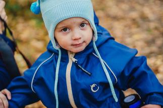 Комбинезон детский непромокаемый, без подкладки (Василек)