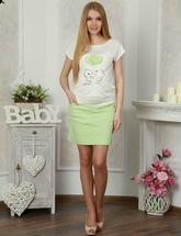 Для беременных Lucky Mum 105 салатовый