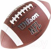 Мяч для американского футбола Wilson NFL Official Bin / WTF1858XB