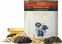 Консервы для собак Hubertus Gold, рубец с овсяными хлопьями, 800 гр
