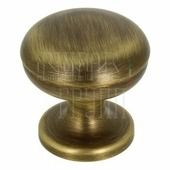 Дверная ручка-кноб Extreza UNICO матовая бронза