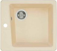 Кухонная мойка Акватон Парма (47х51 / песочный)