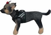 Шлейка-жилет для собак Dogmoda, светоотражающая, DM-190102-1, размер 1 (S)