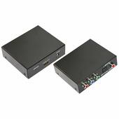 Конвертер Rexant, HDMI на YPbPr + SPDIF / Toslink {17-6904}