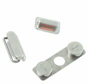 Набор кнопок для iPhone 4 / 4S (громкость, Mute, Power)