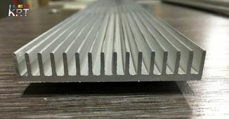 Радиаторный алюминиевый профиль 59,3х10мм