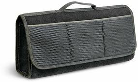 """Сумка-органайзер в багажник Autoprofi """"Travel"""", ковролиновая, цвет: черный. ORG-20 BK"""