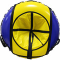 Тюбинг VATRUSHKA S-VT-100 сине-желтый (S-VT-100-s-j)