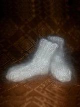 Надежда Валентиновна Вязаные носки детские 13,5