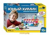Набор экспериментов 'Домашняя лаборатория Юный химик' 76094