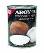 """Кокосовое молоко, """"AROY-D"""" 400 мл."""