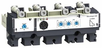 429082 MICR.2.2 Электронный расцепитель 4-полюсный 40А для NSX100-250 Schneider Electric, LV429082