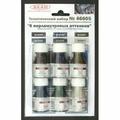 3M Набор красок акан серии 6 перламутровых оттенков
